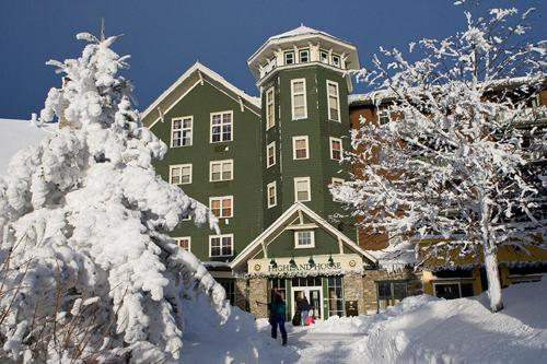 Photo of Highland House hotel in Snowshoe