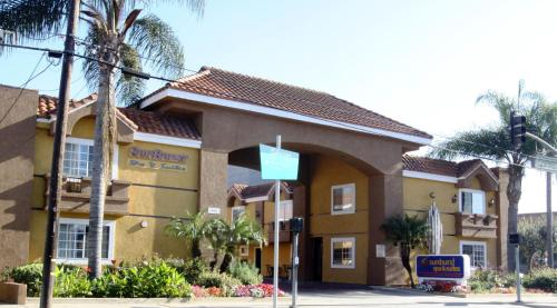 Sunburst Spa & Suites Motel Los Angeles
