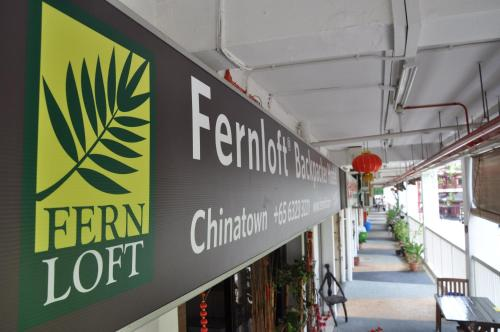 Fernloft - Singapore , Chinatown Photo