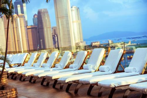 Renaissance Hong Kong Harbour View Hotel, A Marriott Luxury & Lifestyle Hotel photo 20