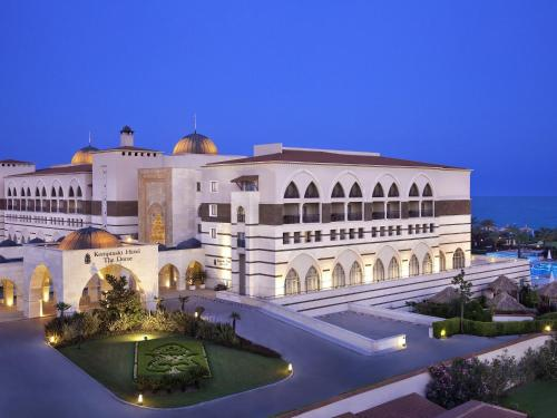 Belek Kempinski Hotel The Dome - Special Category harita