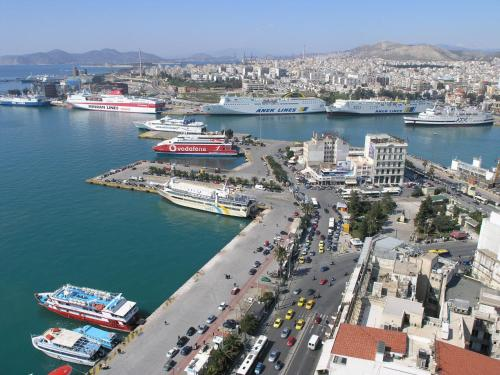 Anita Hotel - 25, Notara str. Greece