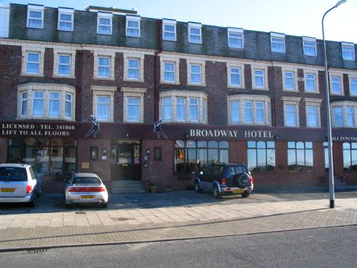 Broadway Hotel (Nr Pleasure Beach) Blackpool