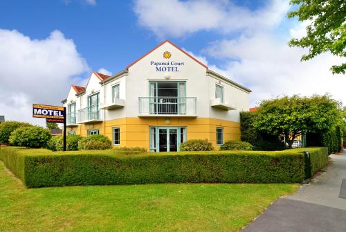 Papanui Court Motel - christchurch -