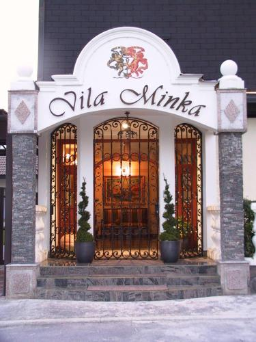 Aparthotel Vila Minka