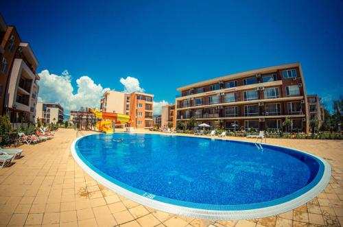 Private apartment in Fort Noks Holiday, Sunny Beach