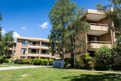 Kingston Court Serviced Apartments Canberra