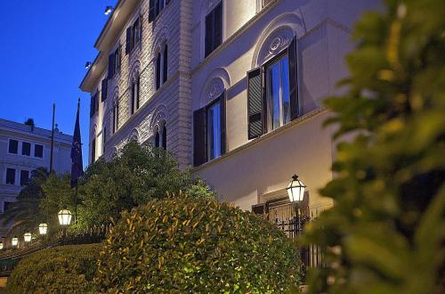Aldrovandi Villa Borghese - The Leading Hotels of the World photo 1