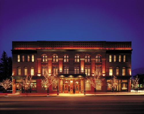 Hotel Jerome , Aspen, USA, picture 22