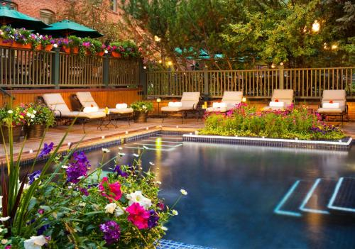 Hotel Jerome An Auberge Resort - Aspen, CO 81611