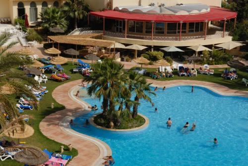 Marina Palace - hammamet - booking - hébergement