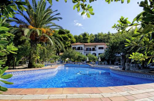 Delphi Resort - Apartment mit 1 Schlafzimmer und Poolblick - Objektnummer: 504763
