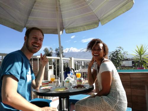 World Backpackers, Arequipa