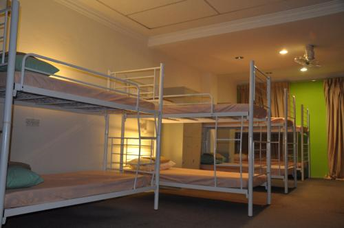 Bed in 24-Bed Mixed Dormitory Room