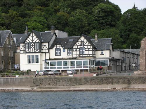 Lancaster Hotel in Oban from £40