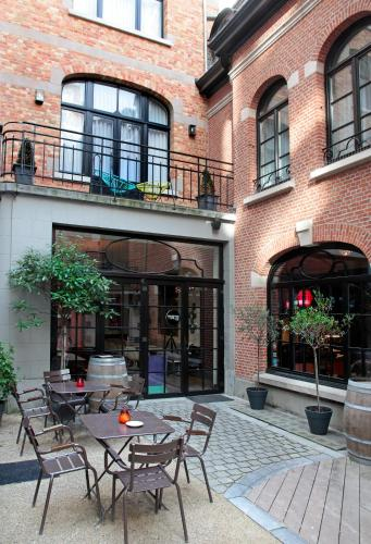 Vintage Hotel Brussels, Brussels, Belgium, picture 21