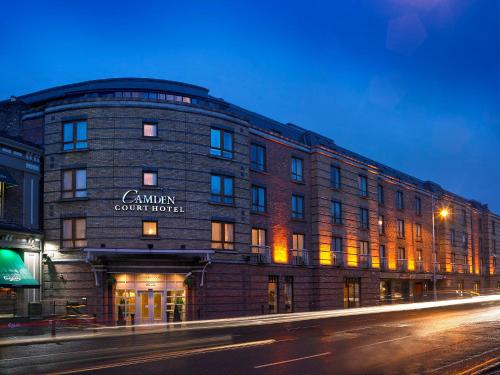 camden court hotel dublin ireland overview