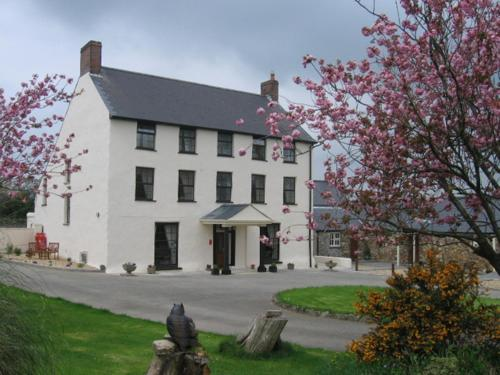 Photo of East Hook Farmhouse Hotel Bed and Breakfast Accommodation in Haverfordwest Pembrokeshire