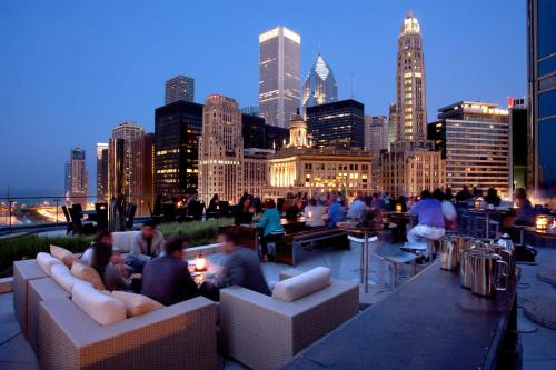 Trump International Hotel & Tower Chicago , Chicago, USA, picture 32