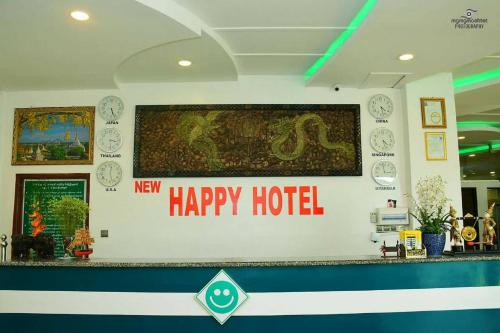 Happy Hotel, Sagaing