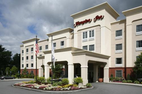Hampton Inn Boston Bedford Burlington Photo