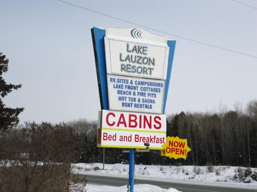 Lake Lauzon Resort Photo