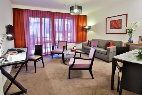 Adina Apartment Hotel Budapest photo 26