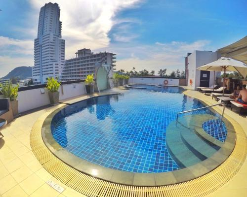 Absolute Bangla Luxury Suite, Patong Beach