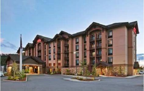 Hampton Inn and Suites Coeur d'Alene Photo
