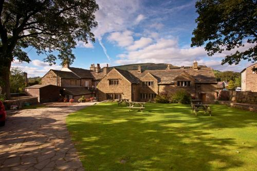 The Old Hall Inn Chinley Peak District
