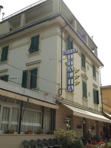 Hotel Nuova Italia a Montecatini Terme