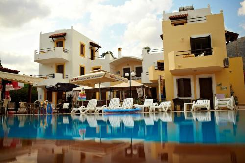Sun And Sea Apartments - Eleutheriou Venizelou Street Greece