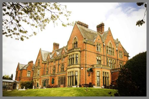Wroxall Abbey Hotel Review Warwickshire Travel