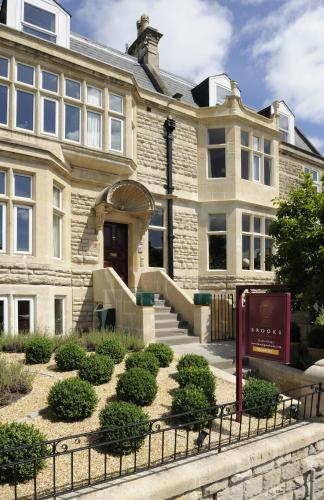 Photo of Brooks Guesthouse Hotel Bed and Breakfast Accommodation in Bath Somerset