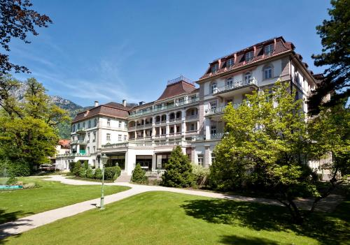 Гостиница «Wyndham Grand Bad Reichenhall Axelmannstein», Бад-Райхенхалль