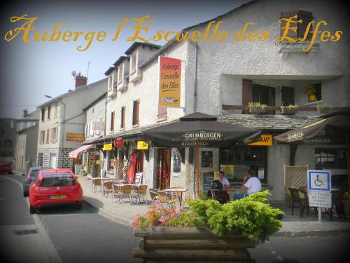 Auberge l'Escuelle des Elfes