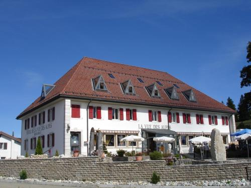Hotel Restaurant Vue-des-Alpes