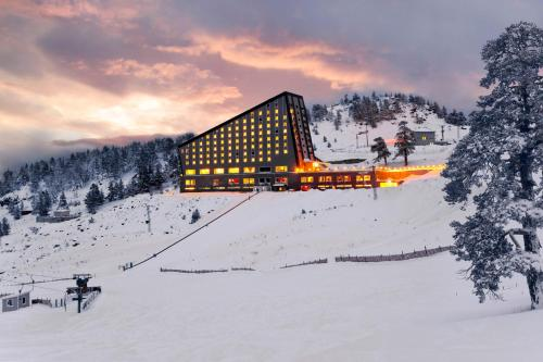 Kartalkaya Kaya Palazzo Ski & Mountain Resort tatil