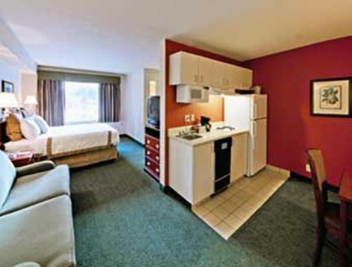 Hawthorn Suites Sacramento Photo