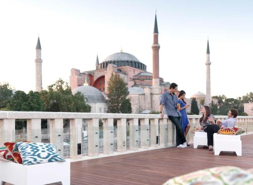 Four Seasons Hotel Istanbul at Sultanahmet photo 30