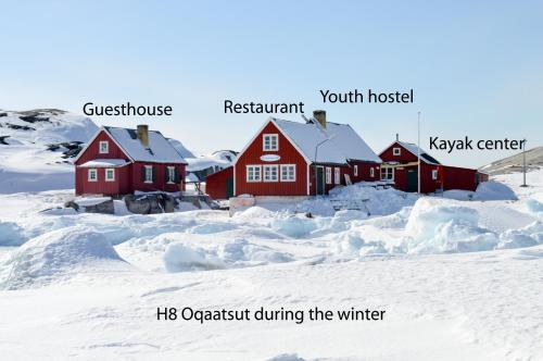 H8 Guesthouse, Oqaatsut