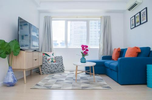 Amazing Two-Bedroom Apartment at the heart of BGC, Manila