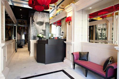 Hotel Champs Elysees Mac Mahon, Paris, Frankreich, picture 83