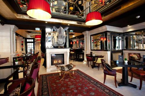 Hotel Champs Elysees Mac Mahon, Paris, Frankreich, picture 95