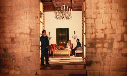 Belmond Palacio Nazarenas Photo