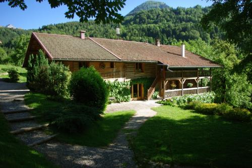 Chalet Le Pied Firmin