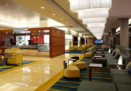 Montreal Airport Marriott In-Terminal Hotel Photo
