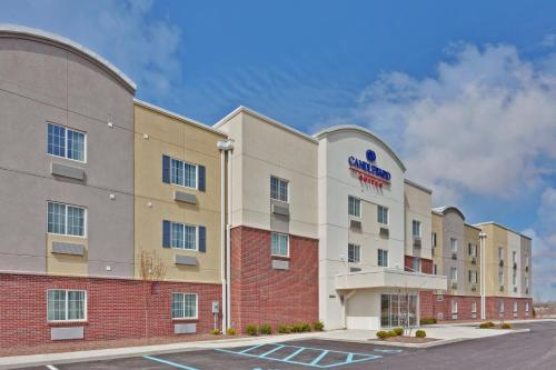 Candlewood Suites Crawfordsville-North