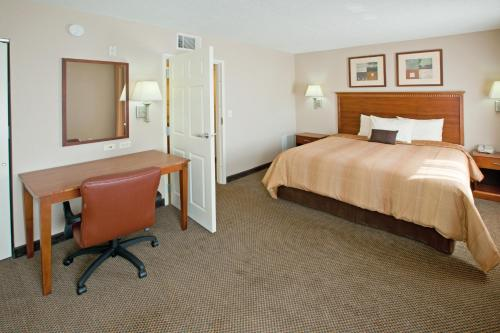 Candlewood Suites Indianapolis Downtown Medical District photo 14