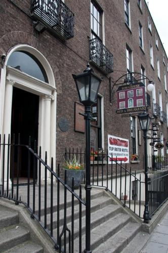 Photo of The Townhouse Hotel Hotel Bed and Breakfast Accommodation in Dublin Dublin